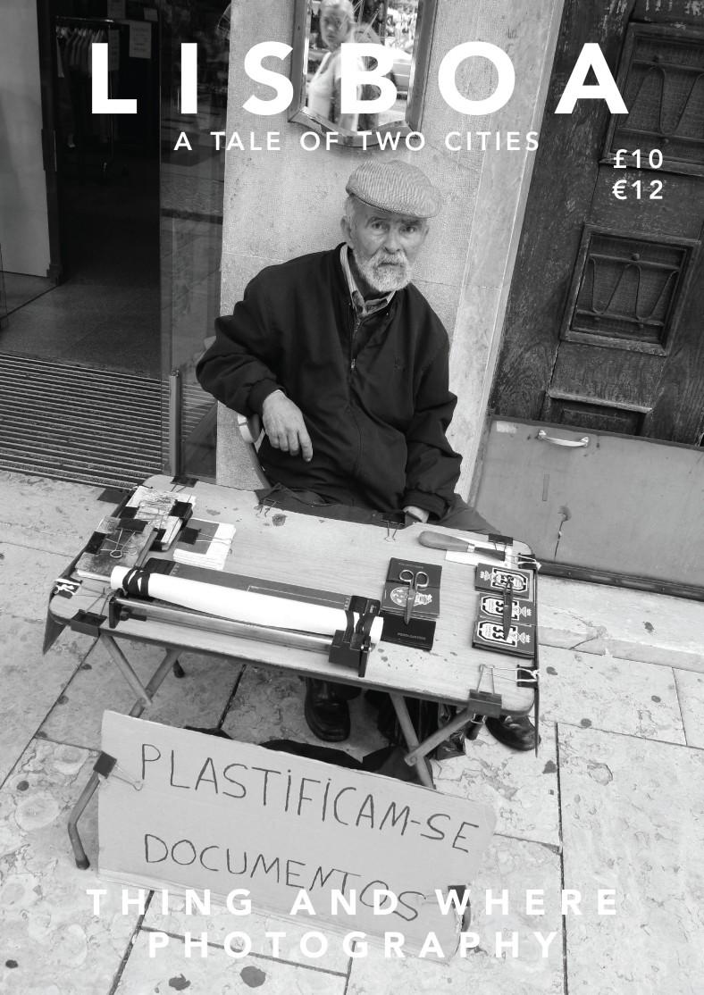 Lisboa Cover Page